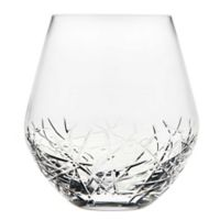 Top Shelf Graffiti Stemless Wine Glasses (Set of 4)