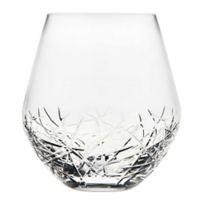 Top Shelf Graffiti Stemless Wine Glasses (Set of 4)