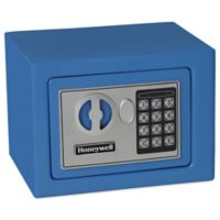 Honeywell Digital Steel Security Safe in Blue