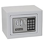 Honeywell Digital Steel Security Safe in White