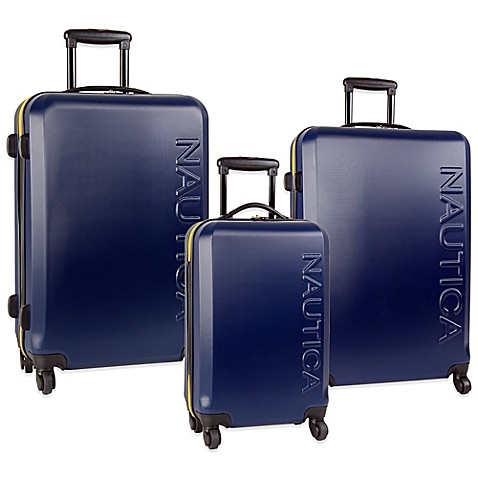Nautica Luggage Set Bed Bath And Beyond