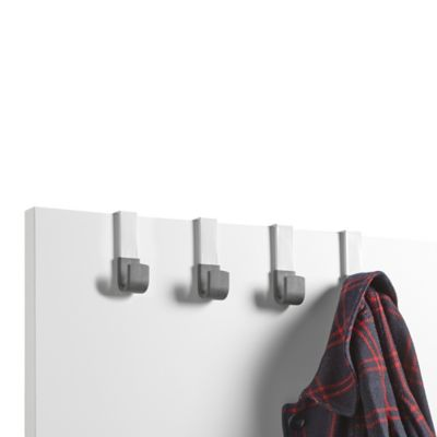 Studio 3B™ Slim Grips™ Over-the-Door Hooks (Set of 4