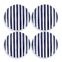kate spade new york Charlotte Street™ Tidbit Plates (Set of 4)