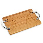 Arthur Court Designs Antler Bamboo Carving Board