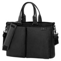 Victorinox® Lexicon Expandable Laptop Tote in Black
