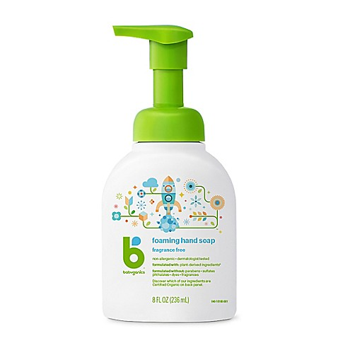 Bed Bath And Beyond Christmas Foaming Hand Soap