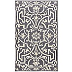 Westwood 1-Foot 8-Inch x 2-Foot 7-Inch Accent Rug in Grey