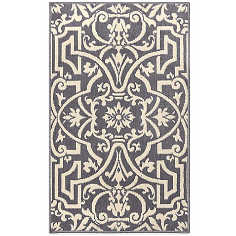 Westwood Accent Rug In Grey Bed Bath Amp Beyond