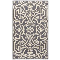 Westwood 2-Foot 4-Inch x 3-Foot 7-Inch Accent Rug in Grey