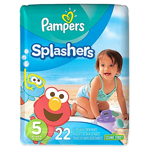 Pampers swim diapers coupons
