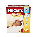 Huggies® Little Snugglers 148-Count Size 1 Giant Pack Diapers