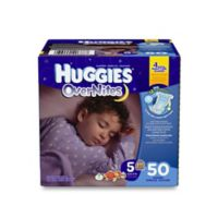 Huggies® Overnites Diapers 50-Count Size 5 Big Pack Diapers
