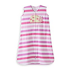 HALO® SleepSack® Cotton Wearable Blanket in Pink Ladybug