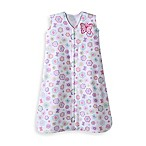 HALO® SleepSack® Medium Cotton Wearable Blanket in Flutter Petals