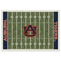 Auburn University 3-Foot 10-Inch x 5-Foot 4-Inch Small Home Field Rug