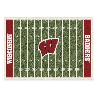 University Of Wisconsin 3 Foot 10 Inch X 5 Foot 4 Inch