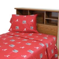 University of Alabama Twin Sheet Set