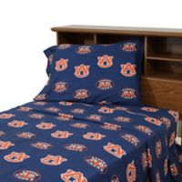 Auburn University King Sheet Set