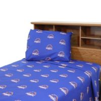 Boise State University Twin Sheet Set