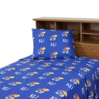 University of Kansas Sheet Set