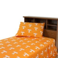 University of Tennessee King Sheet Set
