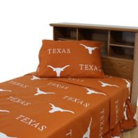 University of Texas King Sheet Set