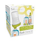 Kiinde™ Foodii Squeeze Snack Filling & Feeding Starter Kit