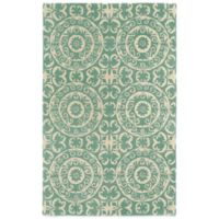 Kaleen Evolution 2-Foot x 3-Foot EVL03 Rug in Mint