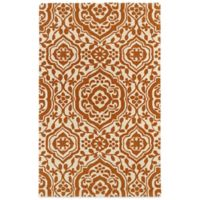 Kaleen Evolution 5-Foot x 7-Foot 9-Inch EVL04 Rug in Orange