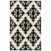 Kaleen Evolution 8-Foot x 11-Foot EVL05 Rug in Black