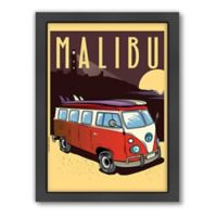 "Americanflat ""Malibu"" Digital Print Wall Art"