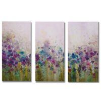 """Meadow"" Canvas Art (Set of 3)"