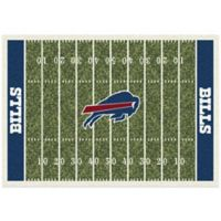 NFL Buffalo Bills 7-Foot 8-Inch x 10-Foot 9-Inch Large Home Field Rug