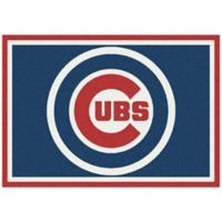 MLB Chicago Cubs 2-Foot 8-Inch x 3-Foot 10-Inch Extra Small Spirit Rug
