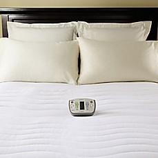 Sunbeam 174 Therapedic Heated Mattress Pad Bed Bath Amp Beyond