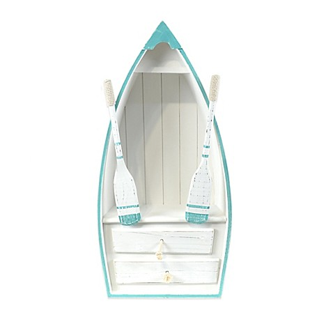 Nautical Shelf With Drawers Bed Bath Beyond