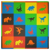 Tadpoles™ by Sleeping Partners Dino 16-Piece Playmat Set