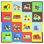 Tadpoles™ by Sleeping Partners Transport 16-Piece Playmat Set