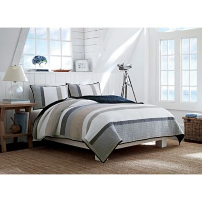 Buy Nautica Quilt From Bed Bath Beyond