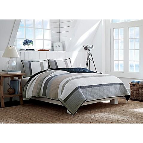 Nautica 174 Tideway Standard Pillow Sham Bed Bath Amp Beyond