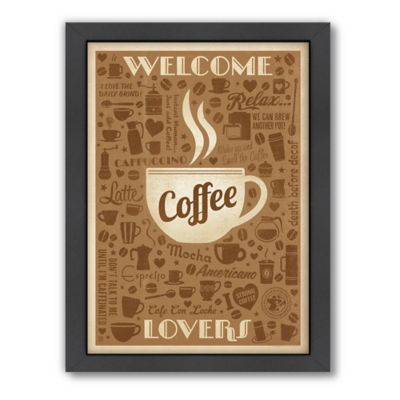 Coffee Wall Art