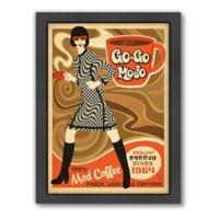 "Americanflat ""Go-Go Mojo"" Digital Print Wall Art"