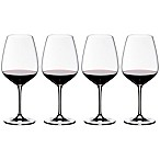 Riedel® Heart to Heart Cabernet Sauvignon Wine Glasses Buy 3 Get 4 Value Set
