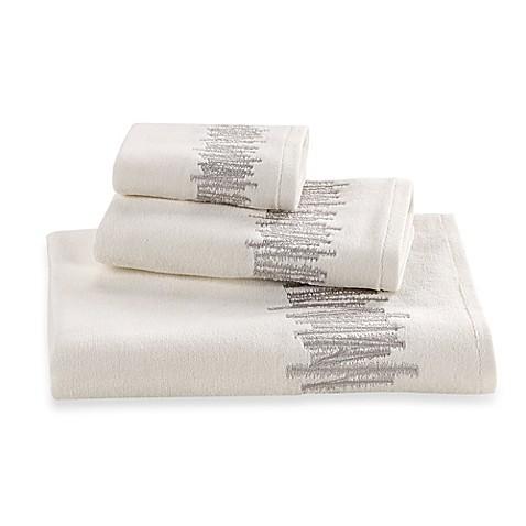 Keytena Bath Towels · 2 Line Embroidered ...