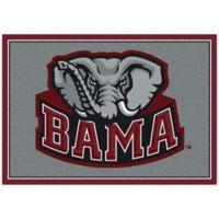 University of Alabama 7-Foot 8-Inch x 10-Foot 9-Inch Large Spirit Rug