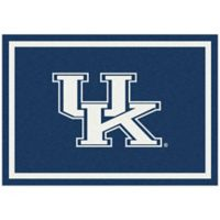 University of Kentucky 7-Foot 8-Inch x 10-Foot 9-Inch Large Spirit Rug