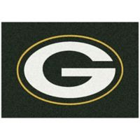 NFL Green Bay Packers 7-Foot 8-Inch x 10-Foot 9-Inch Large Team Spirit Rug