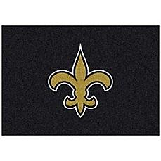 Nfl New Orleans Saints Team Spirit Rug Bed Bath Beyond