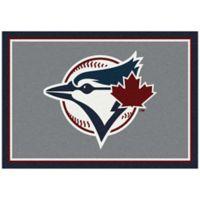 MLB Toronto Blue Jays 5-Foot 4-Inch x 7-Foot 8-Inch Medium Spirit Rug