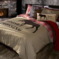 Lamington Reversible King Duvet Cover